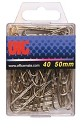 Paperclips Officemate 50mm 40 stuks