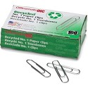 Paperclips Officemate gerecycled 30mm 10 x 100 stuks
